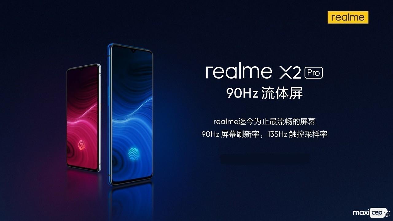 Realme X2 Pro'nun Yeni Detayları Ortaya Çıktı