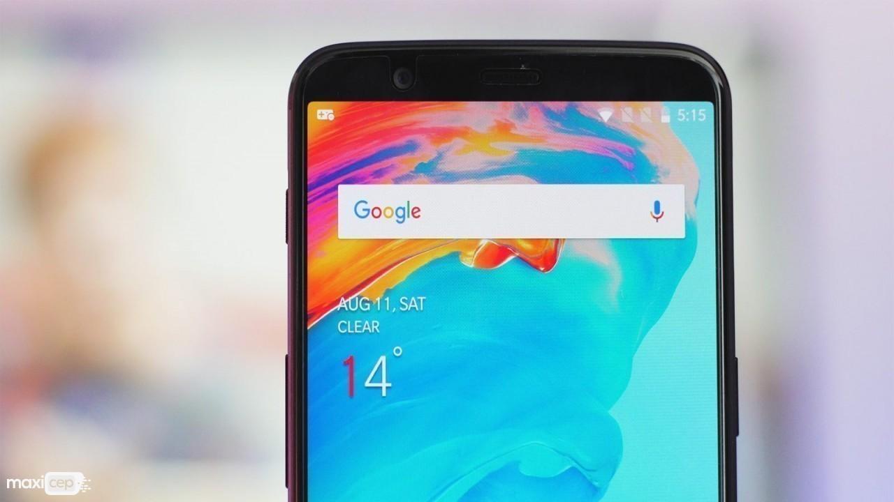 OnePlus 5 Android 10 Güncelleme Tarihi Ortaya Çıktı