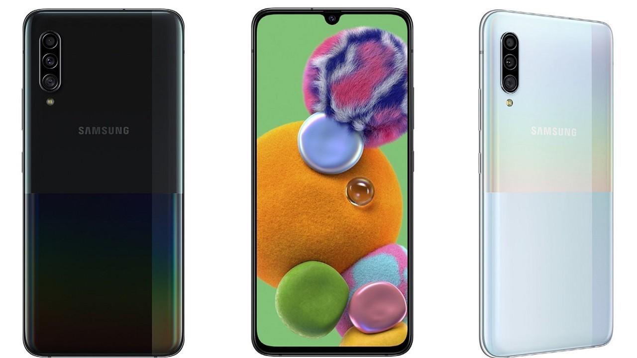 Samsung Galaxy A91'in Dikkat Çeken Özellikleri Ortaya Çıktı