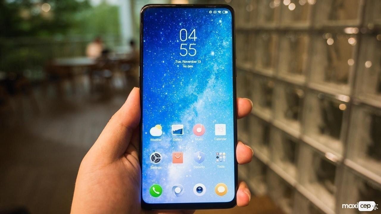 Xiaomi Mi Mix 4 Çerçevesiz Ekranla Beraber Geliyor