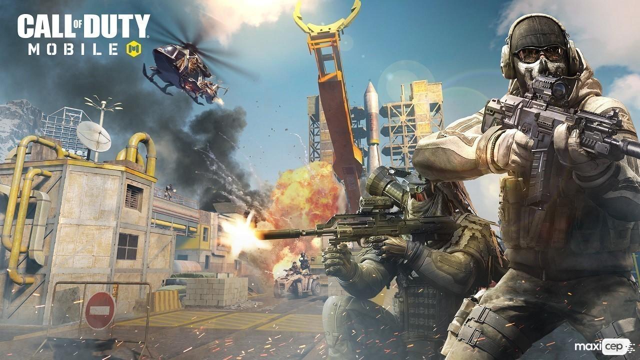 Call Of Duty Mobile Android ve iOS Cihazlar İçin Çıktı