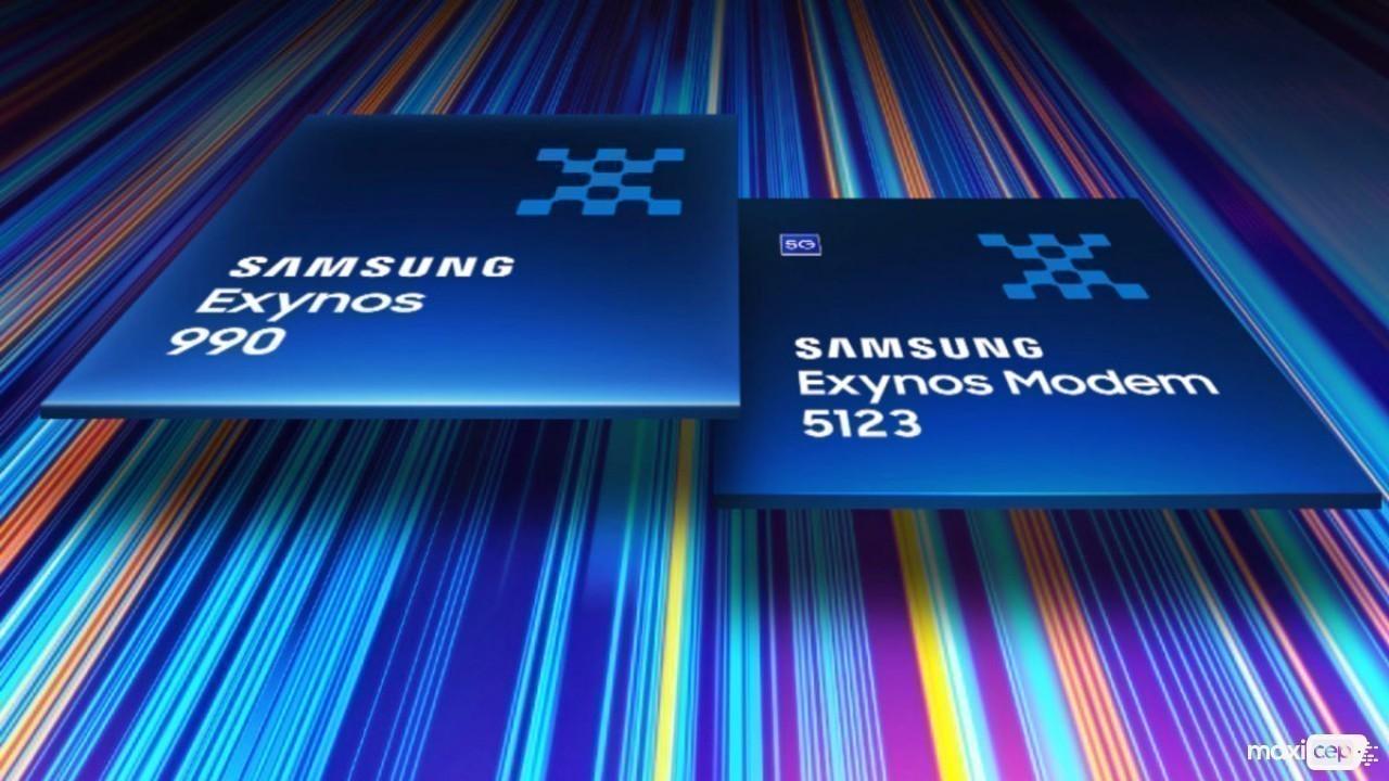 Samsung Exynos 990 İşlemcisi Üst Düzey Özellikleriyle Beraber Duyuruldu