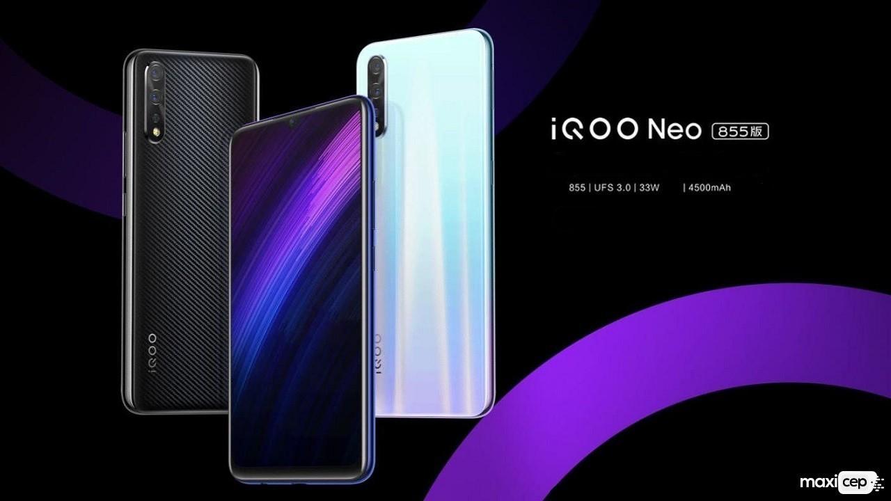 Vivo iQOO Neo 855 Uygun Fiyata Üst Düzey Özellikler Sunuyor