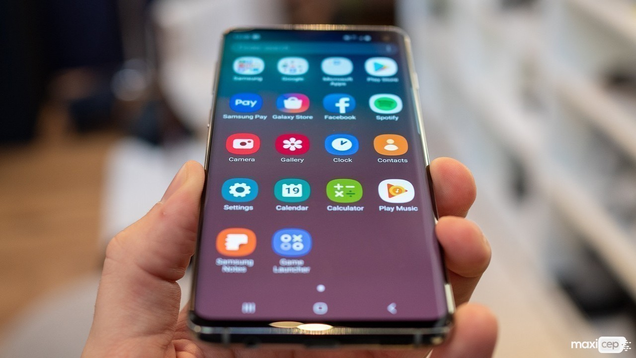 Galaxy S10 Lite Android 10 İle Beraber Geliyor