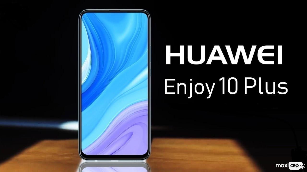 Huawei Enjoy 10 Çift Arka Kamerayla Beraber Geliyor