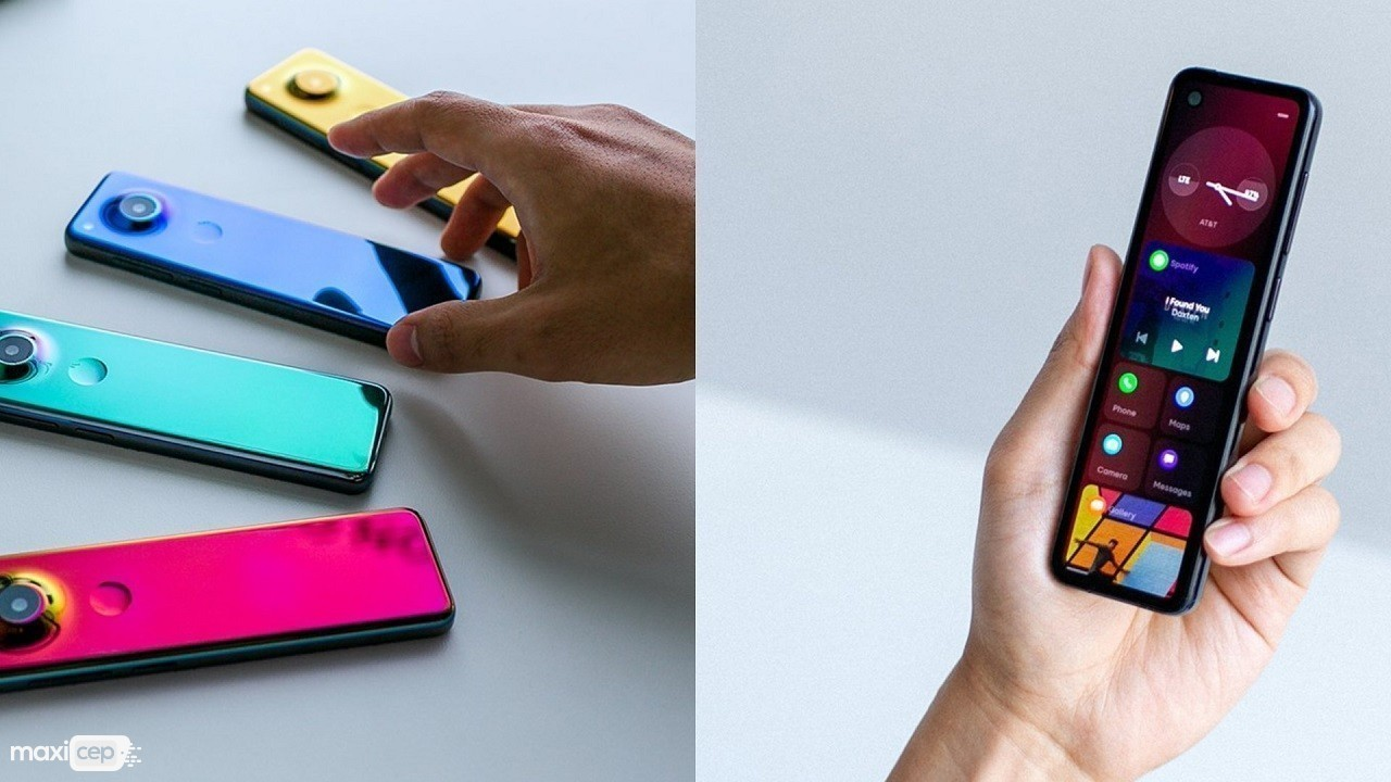 Yeni Essential Telefonu Çok İlginç Bir Tasarımla Beraber Geliyor