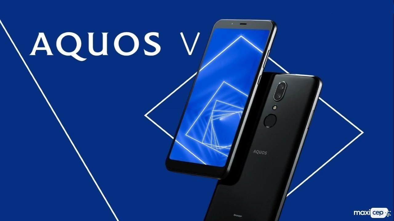 Snapdragon 835 İşlemcili Sharp AQUOS V Duyuruldu