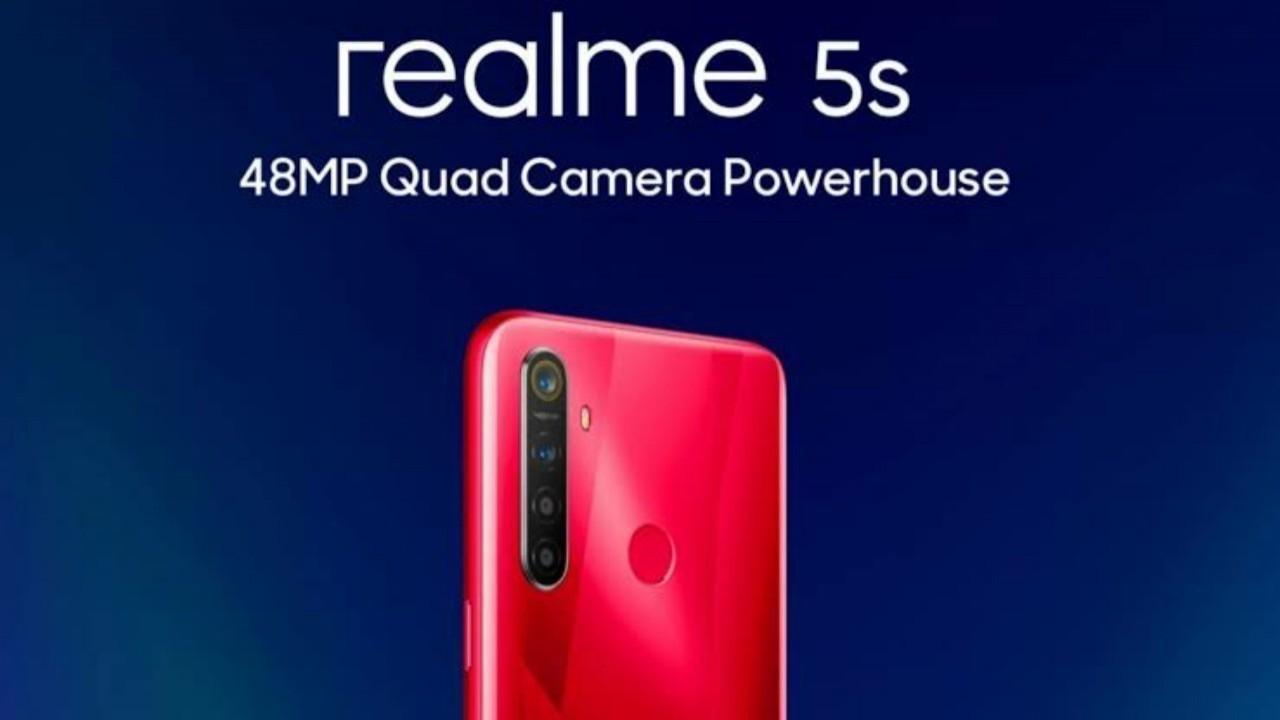 Realme 5S, Snapdragon 665 Yonga Setine Sahip Olacak