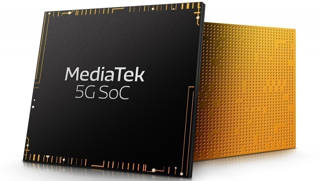 MediaTek Uygun Fiyatlı 5G Destekli Bir İşlemci Üzerinde Çalışıyor
