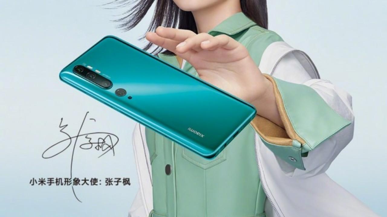 Xiaomi Mi CC9 Pro, 108 MP Penta Kamera ile Resmi Olarak Duyuruldu