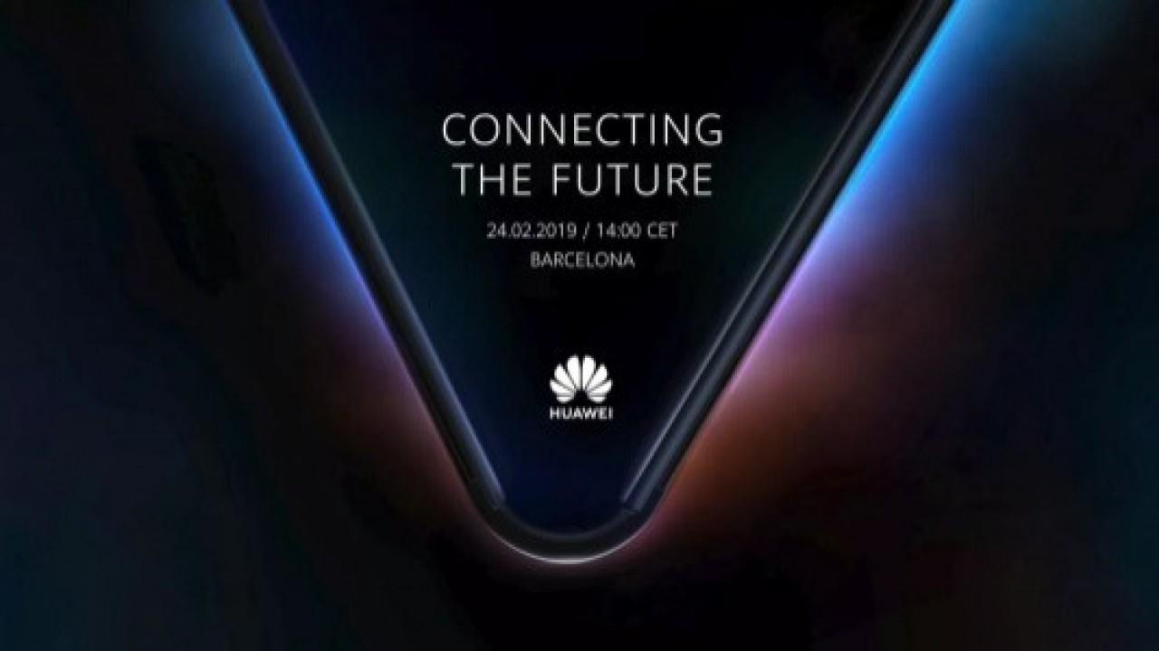Huawei'nin Katlanabilir Telefonu Bu Olabilir