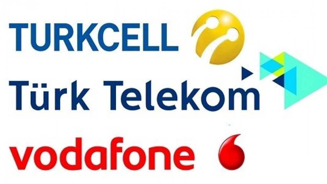 Turkcell Turk Telekom Vodafone Faturalı ve Faturasız Tüm Tarifeler