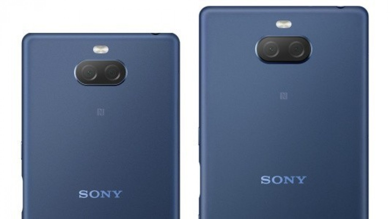Sony, Xperia XA3 ve XA3 Plus'ın Adını Xperia 10 ve 10 Plus Olarak Değiştirdi