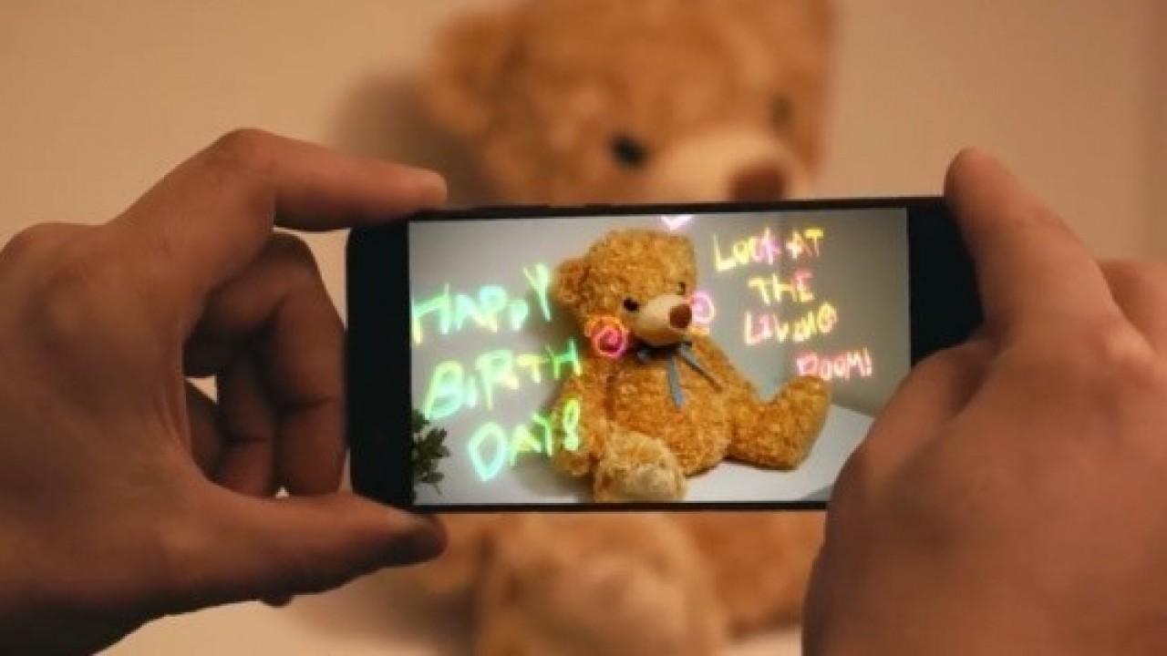 Sony'nin Tanıtım Videosunda, 3D ToF Kameralı Telefon Göründü