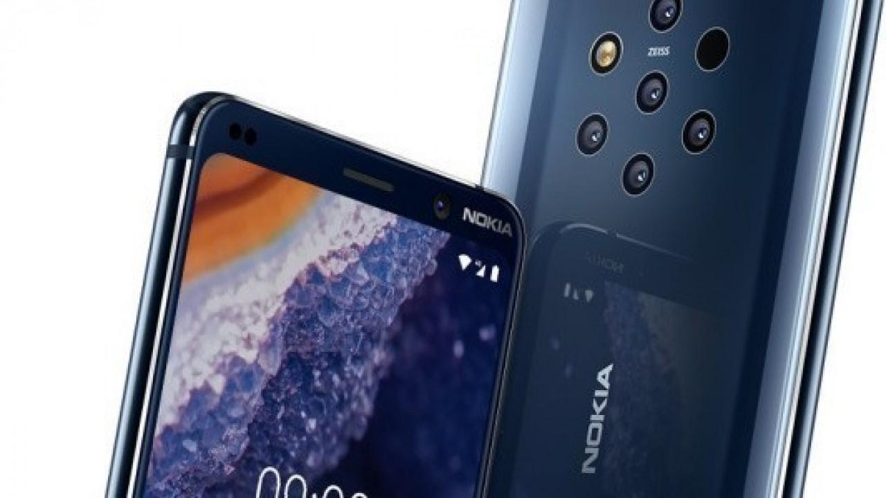 Nokia 9 PureView Resmi Görselleri Sızdırıldı