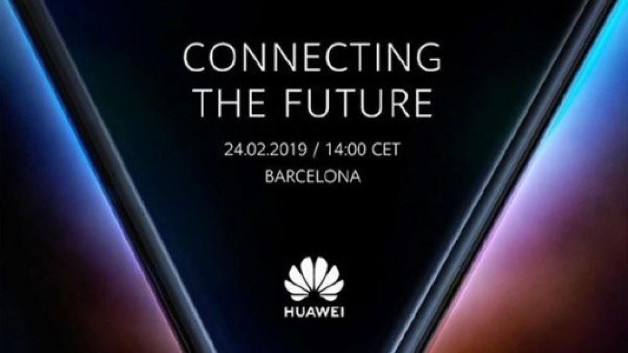 Karşınızda Huawei'nin Katlanabilir 5G Akıllı Telefonu: Huawei Mate X
