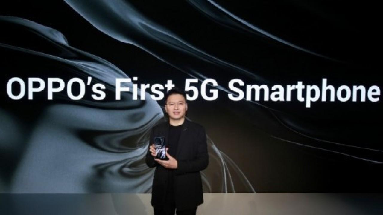 Oppo'nun Yeni Amiral Gemisi Snapdragon 855 ve 5G Desteğine Sahip Olacak