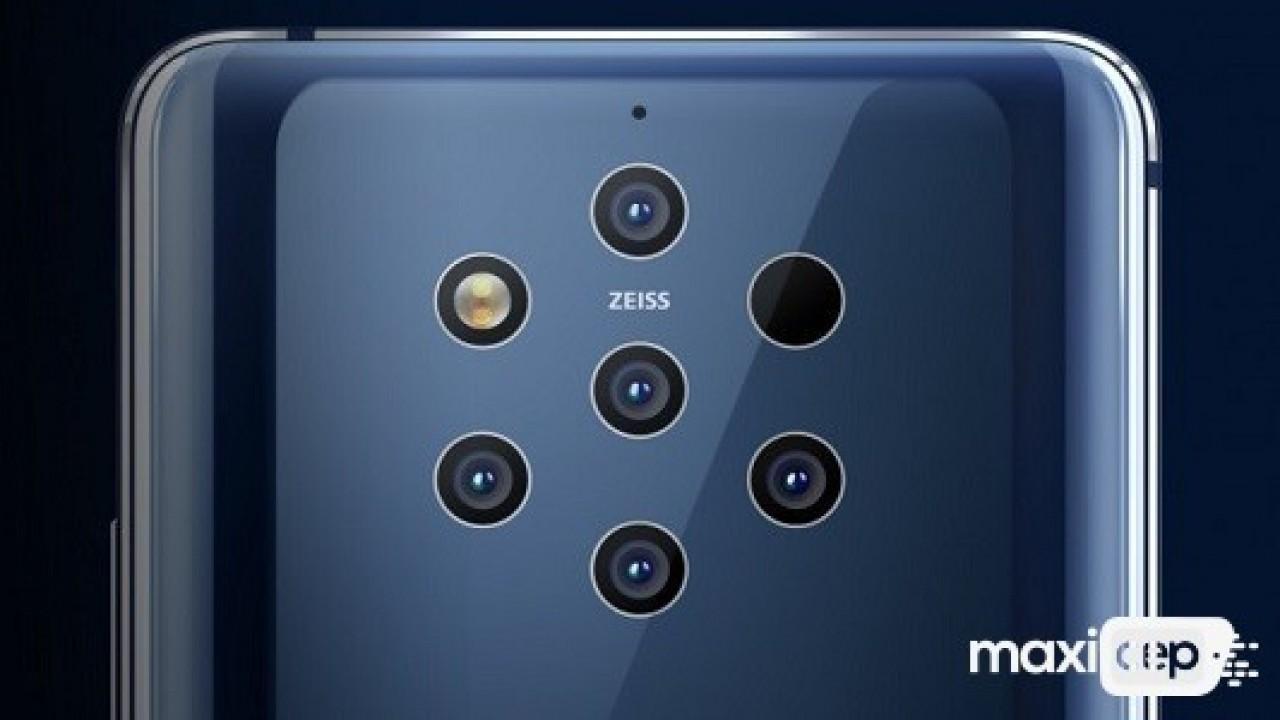Kamera Canavarı Nokia 9 PureView Tanıtıldı