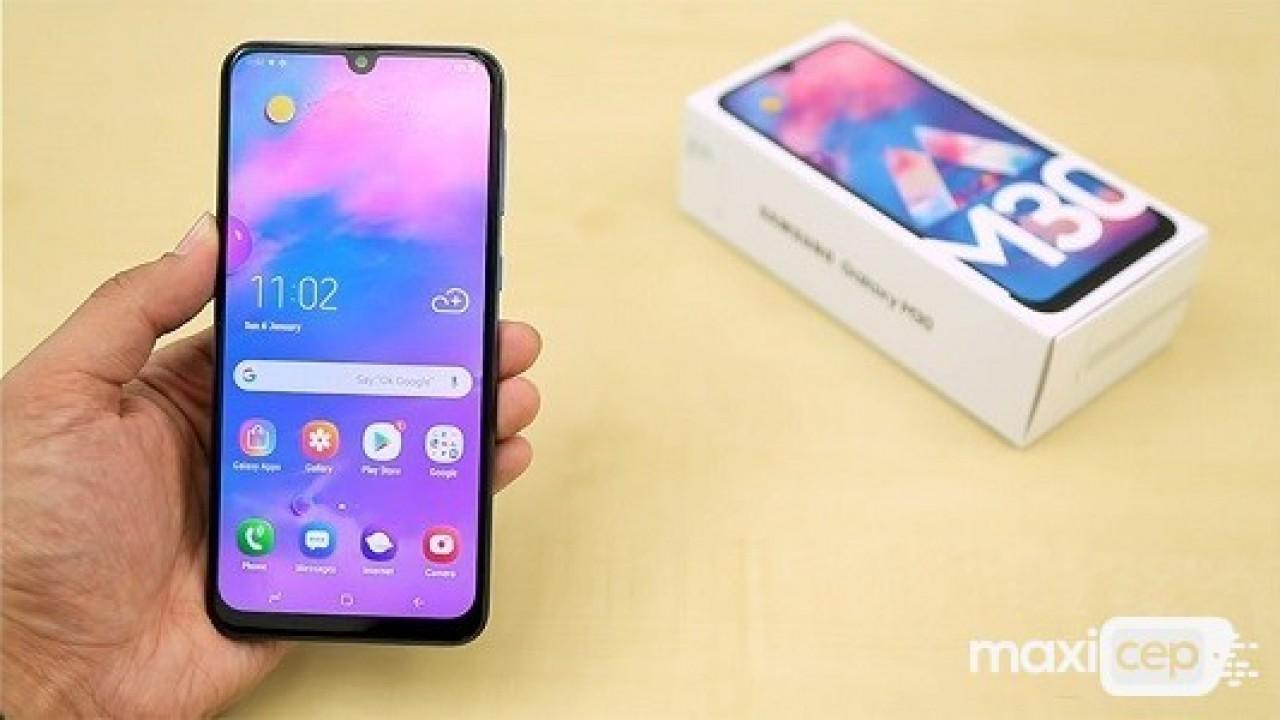 Samsung Galaxy M30 Dikkat Çeken Özellikleriyle Beraber Tanıtıldı