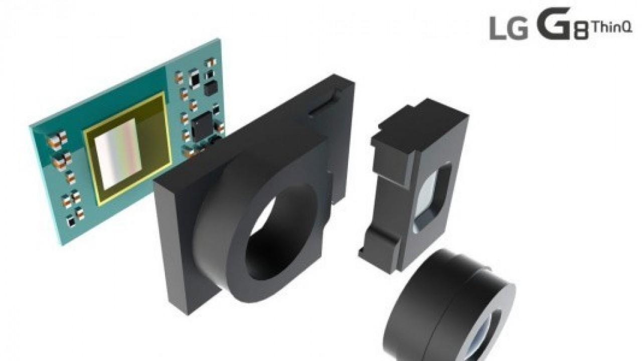 LG G8 ThinQ Yüz Tanıma için 3D ToF Ön Kameraya Sahip Olacak