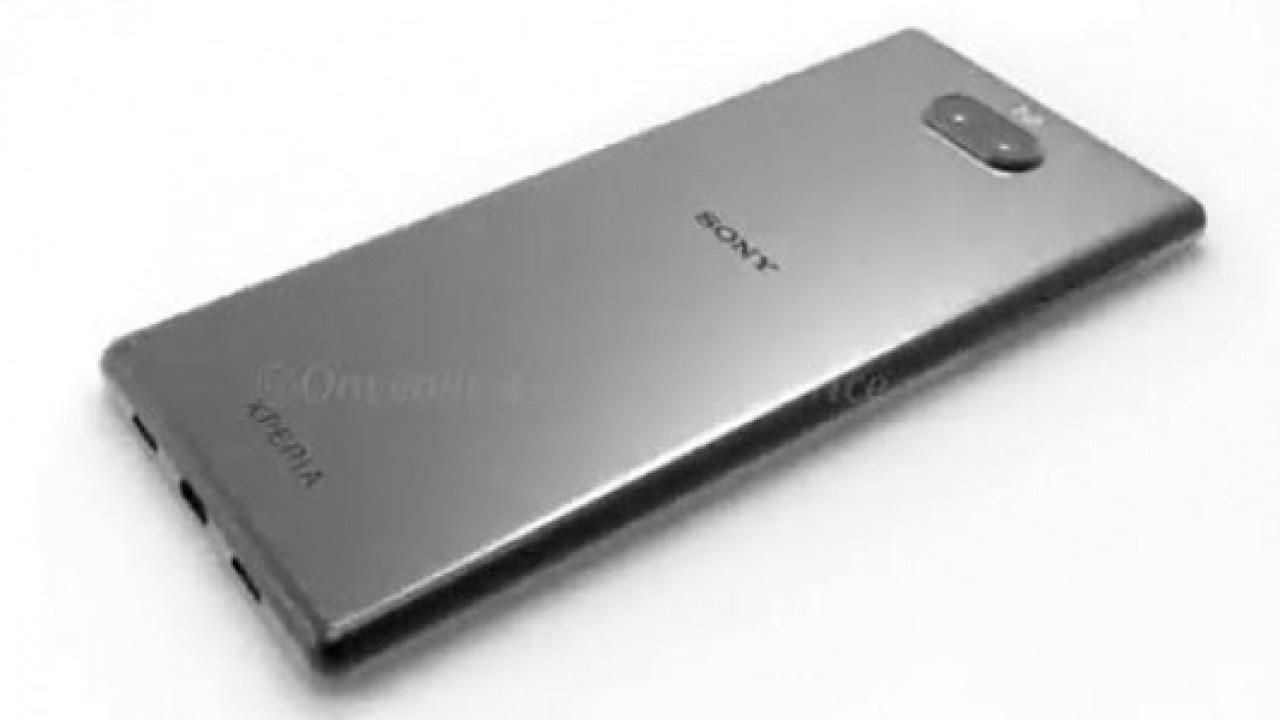 Sony Xperia XA3'ün Gerçek Hayat Fotoğrafları Sızdırıldı