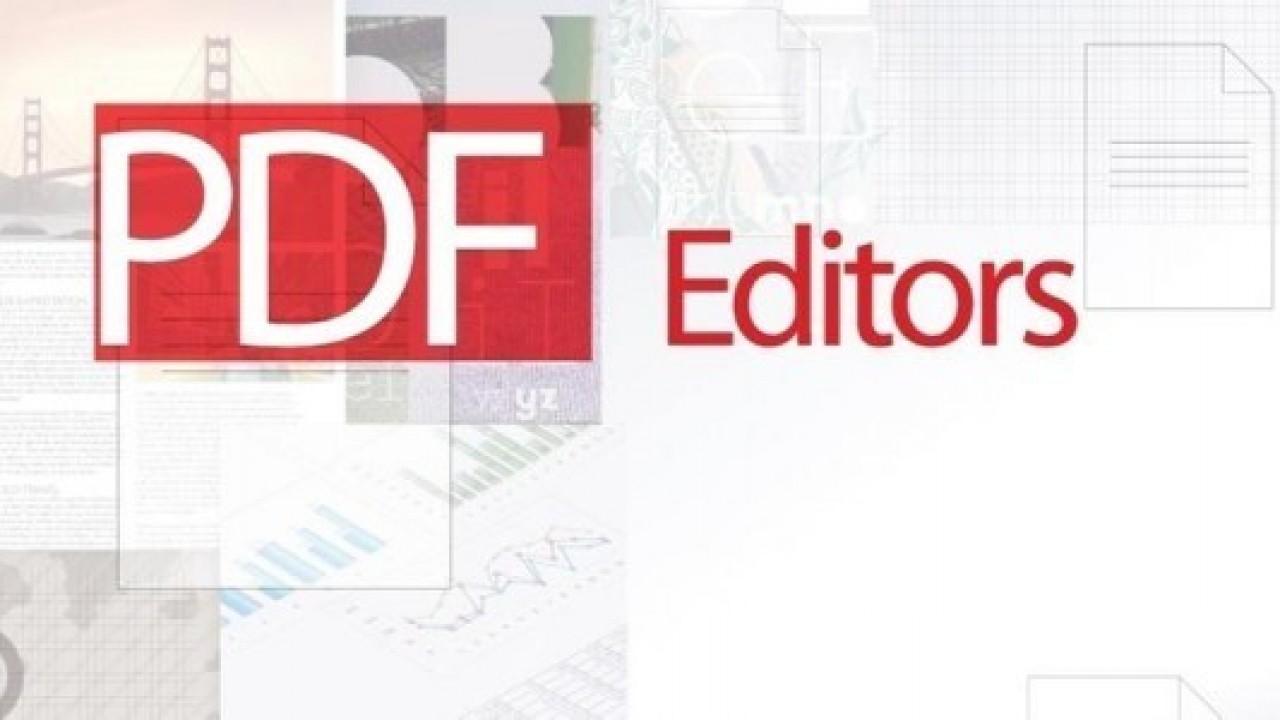 2019'un Windows için geliştirilmiş en iyi PDF programları (Black Friday)