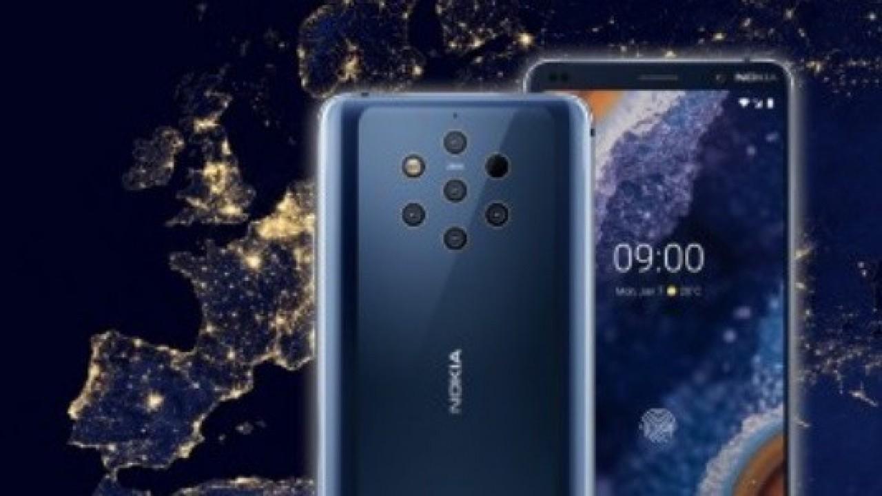 Nokia 9 PureView, Avrupa'da 15 Martta Satışa Sunulacak