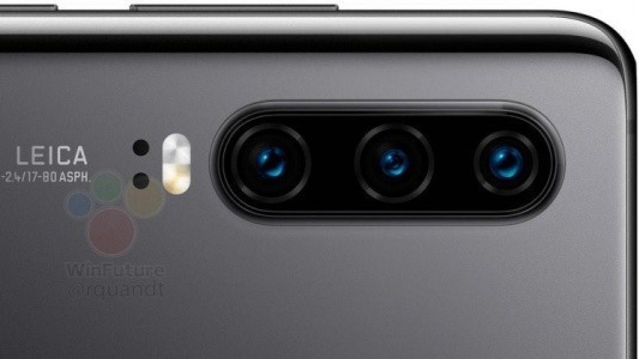 Huawei P30 ve P30 Pro Detaylı Özellikleri Sızdırıldı