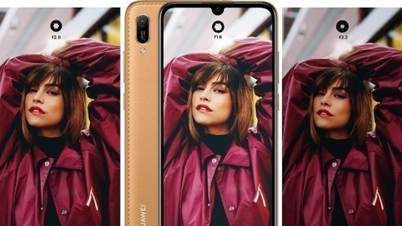 Huawei Y6 2019 Çerçevesiz Tasarımıyla Bugün Duyuruldu