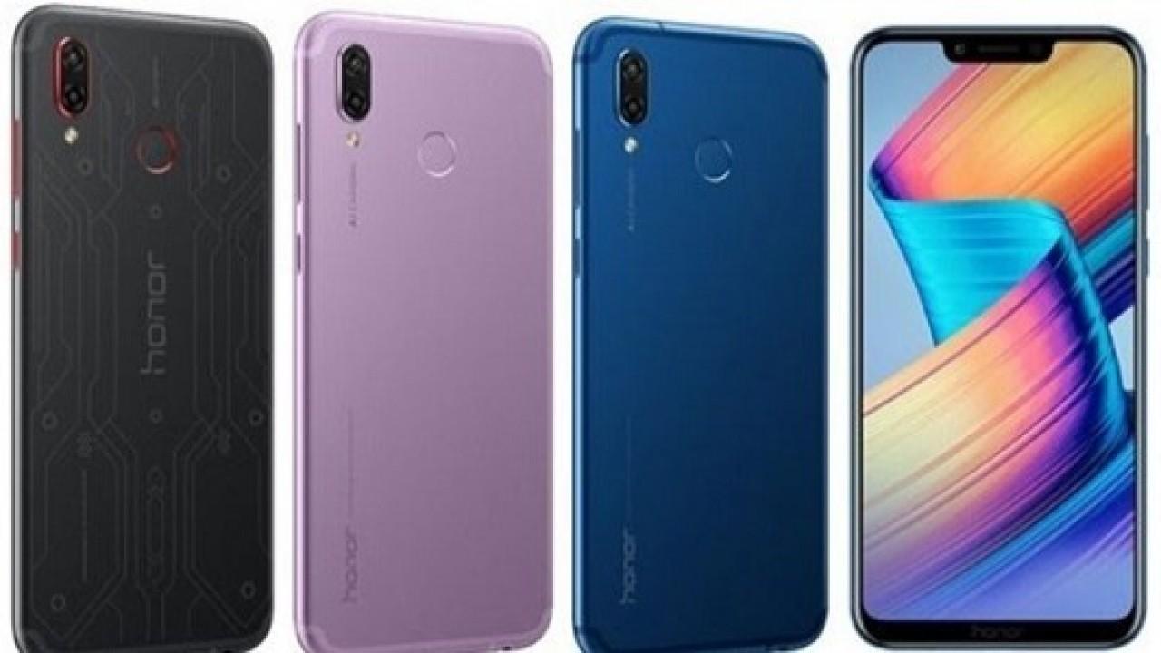 Huawei Honor Play Yeni Sistem Güncellemesi Almaya Başladı