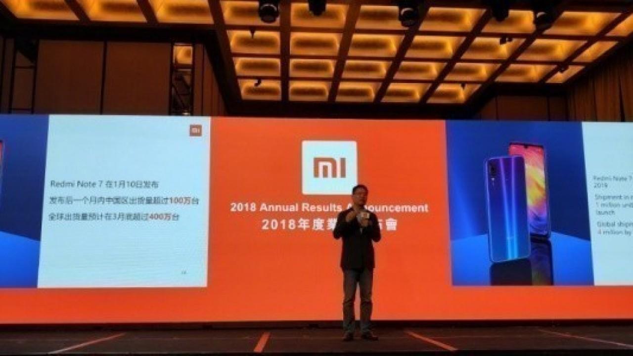 Redmi Note 7, Mart Ayı Sonuna Kadar 4 Milyon Adet Satacak