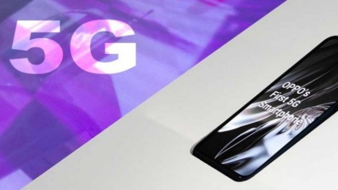 Oppo Reno 5G, Avrupa CE Sertifikası Aldı