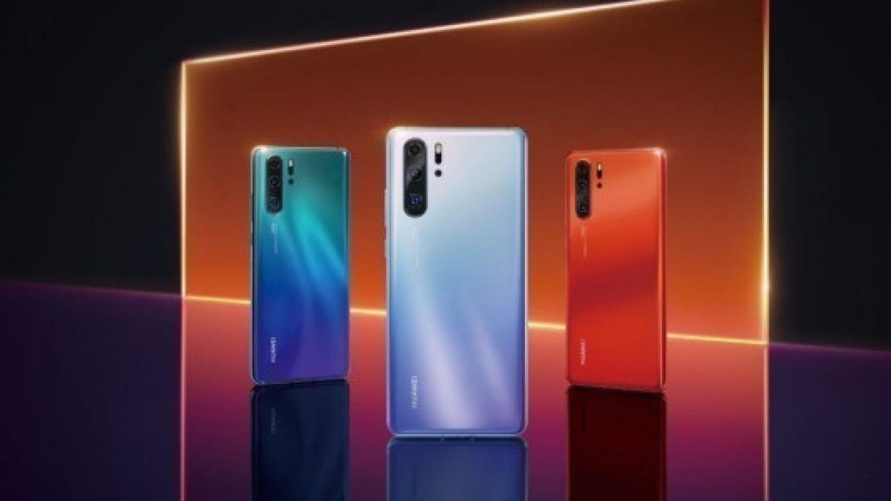 Huawei P30 Pro için Üç Yeni Video Ortaya Çıktı