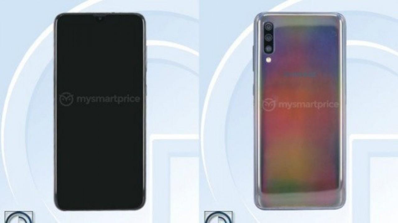 Samsung Galaxy A70 ve Galaxy A60 Görüntüleri ve Özellikleri Sızdırıldı