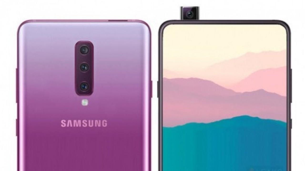 Samsung Galaxy A90, 6.73 inç Ekrana ve Daha Hızlı Kablolu Şarja Sahip Olacak