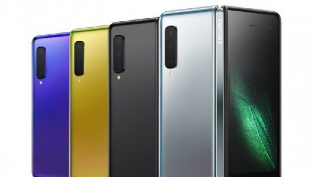 Samsung Galaxy Fold, 26 Nisan'da Avrupa'da Ön Siparişe Çıkıyor