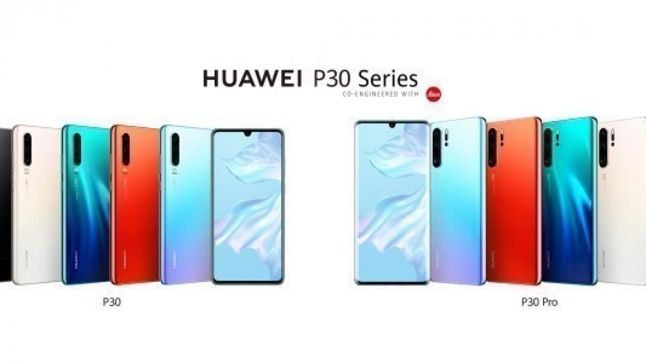 Huawei P30 ve P30 Pro Türkiye'de Ön Siparişe Sunuldu