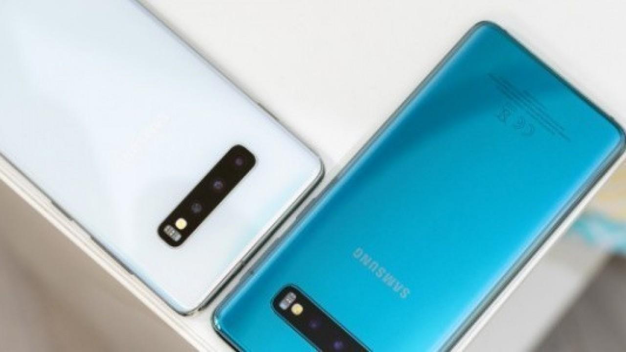 Samsung, 2019'un Sonuna Kadar 60 Milyon Galaxy S10 Satışı Bekliyor