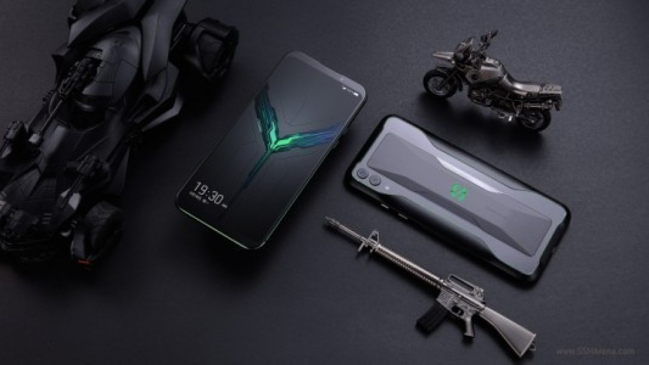 Xiaomi Black Shark 2, Avrupa'da Satışa Sunuldu