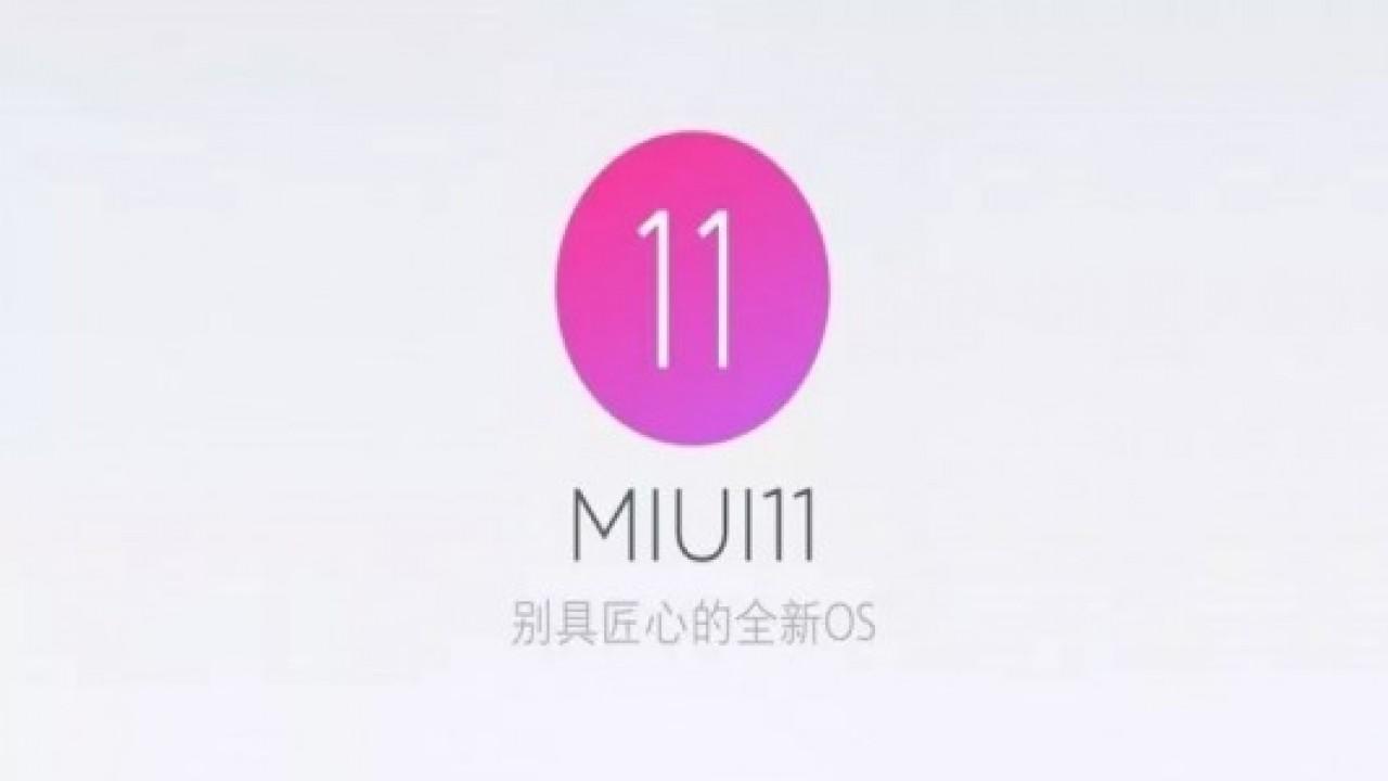 MIUI 11, Yeniden Tasarlanan Simgeler Dahil Yeni Özelliklerle Gelecek