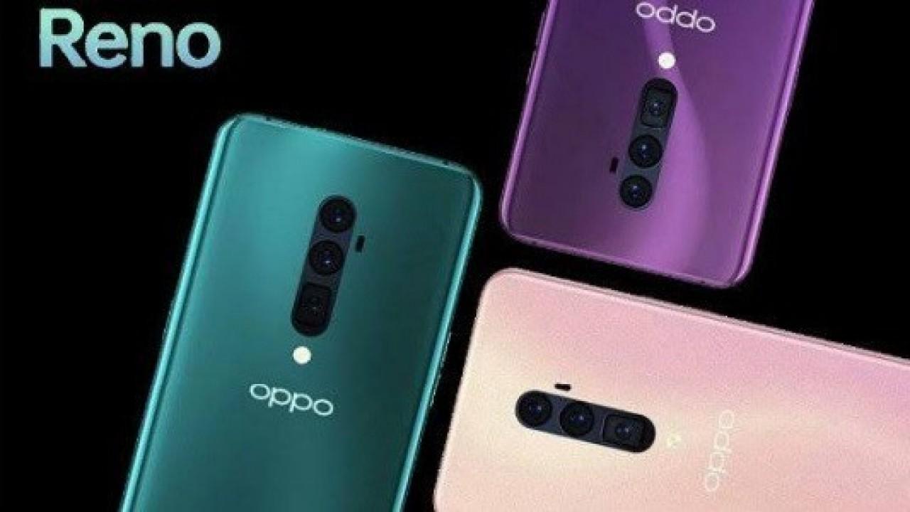 Oppo Reno, Snapdragon 710 ve 6GB RAM ile AnTuTu'dan Geçti