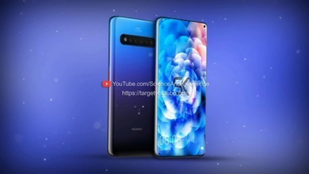 Huawei Mate 30 Pro için Konsept Video Geldi