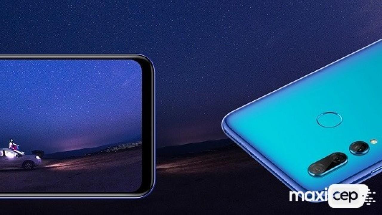 Uygun Fiyatlı Üç Kameraya Sahip Huawei P Smart+ 2019 Tanıtıldı