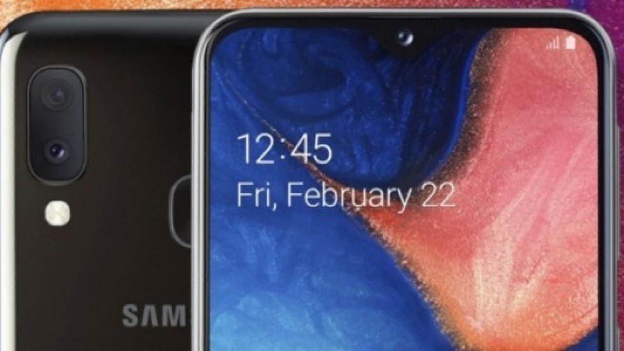 Samsung Galaxy A20e, 5.8 inç Ekran ve 15W Hızlı Şarj Desteği ile Duyuruldu