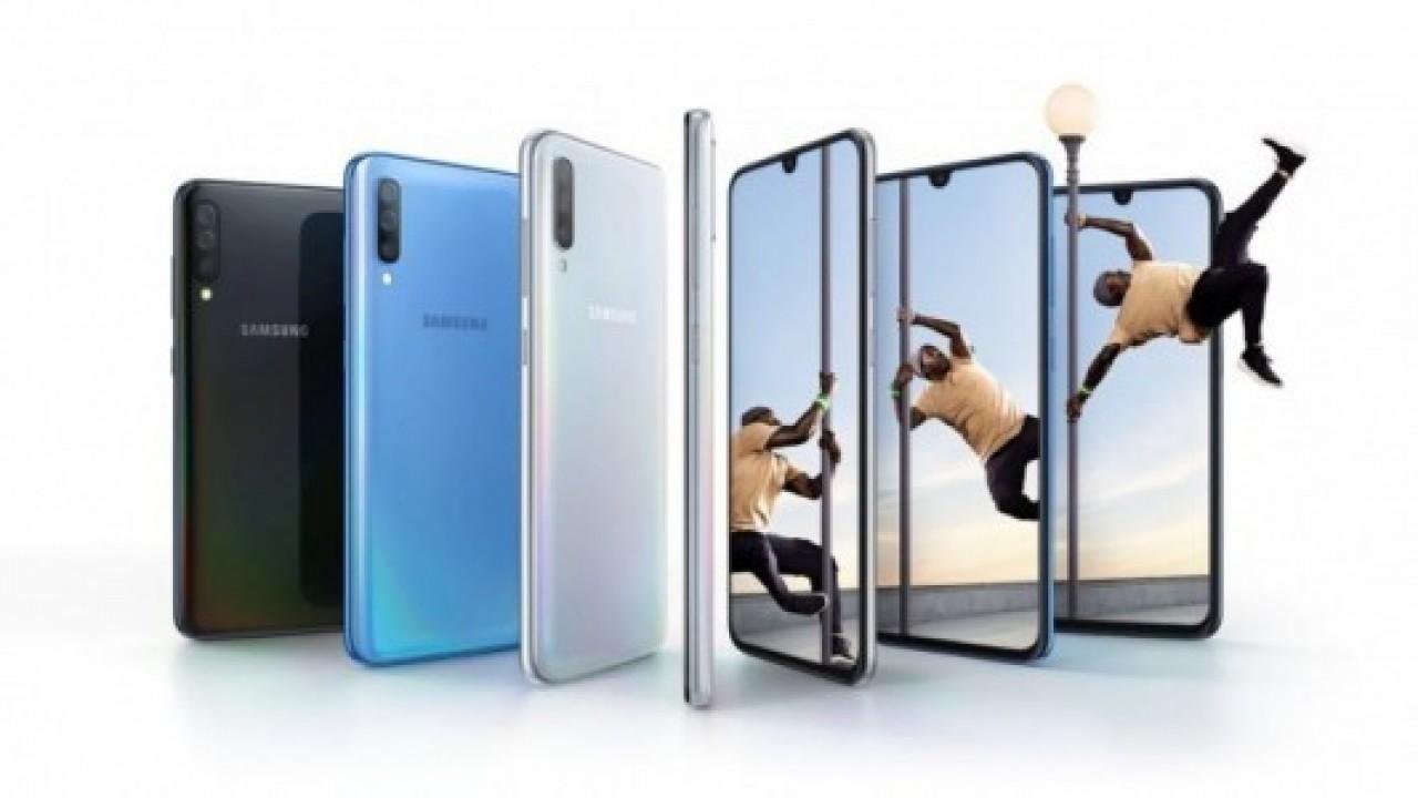 Samsung Galaxy A70, 26 Nisan'da Satışa Sunulacak