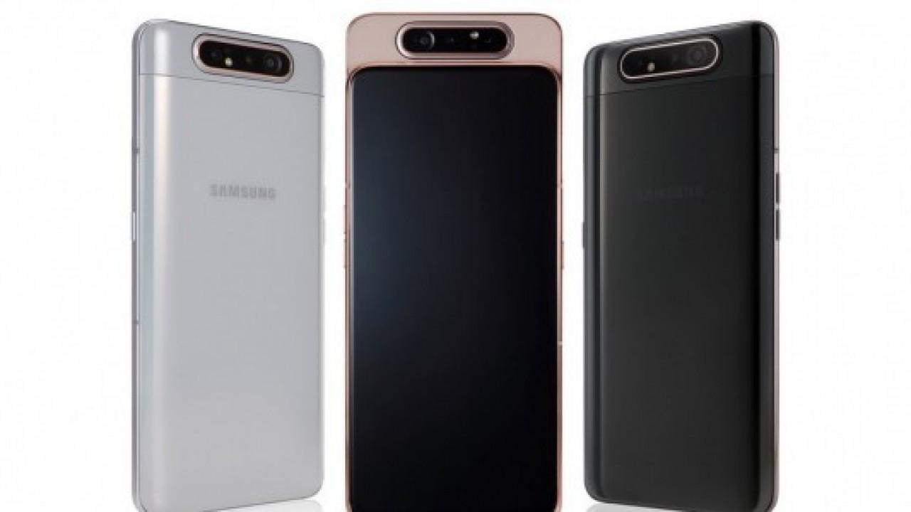 Galaxy A80, AnTuTu'da Snapdragon 730'un Kapasitesini Ortaya Koydu