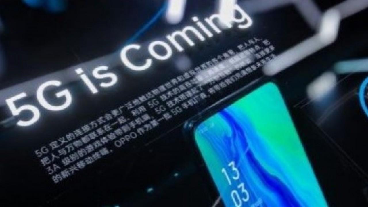 Oppo Reno'nun 5G Versiyonu, 1GB'ı 6 Saniyede İndiriyor