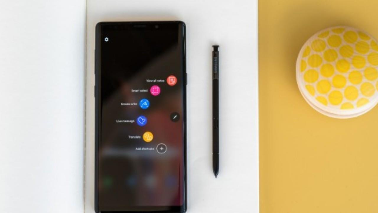Samsung Galaxy Note 10 Pro Modeli Geliyor