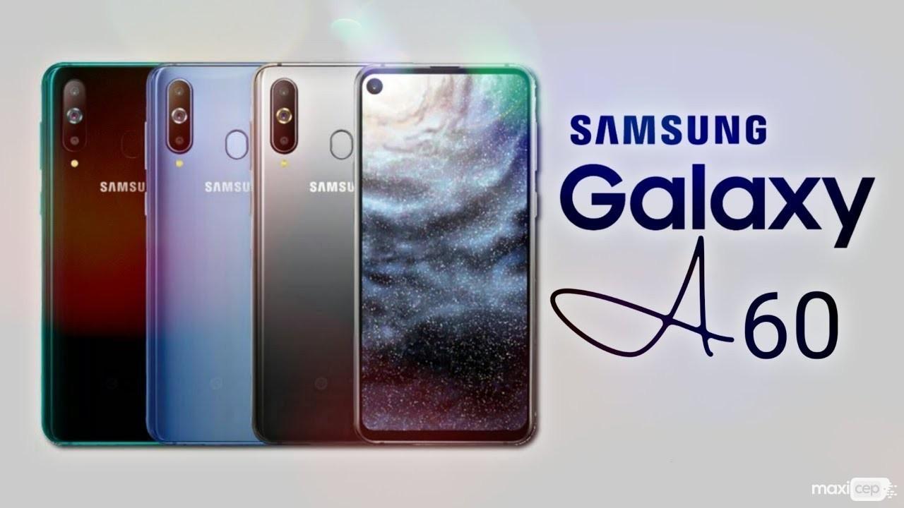 Samsung Galaxy A60 ve Galaxy A40s Çerçevesiz Tasarımıyla Dikkat Çekiyor