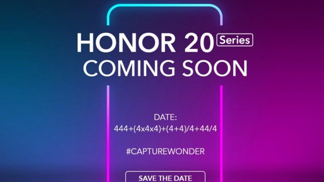 Honor 20 3C Sertifikası Aldı